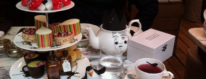 Madhatter's Tea Party is one of London Tea Times.