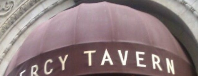 Gramercy Tavern is one of NYC.