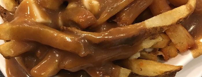 Maple Leaf Diner is one of Lieux sauvegardés par Keaten.