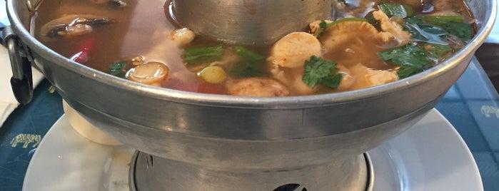 Suvarnaphumi Thai Cuisine is one of Ventura Faves.