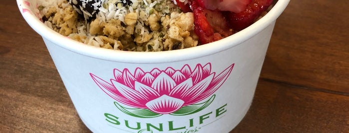 Sunlife Organics is one of Los Angeles.