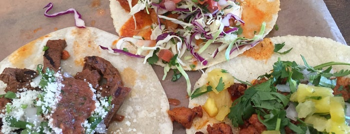Wild Taco is one of South Bay.
