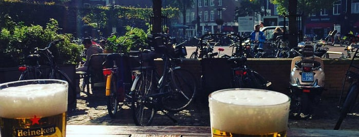 Marie Heinekenplein is one of [To-do] Amsterdam.