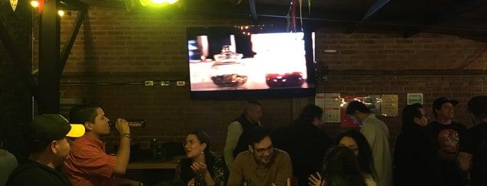 Beer Garden Lounge is one of Mexiventure.