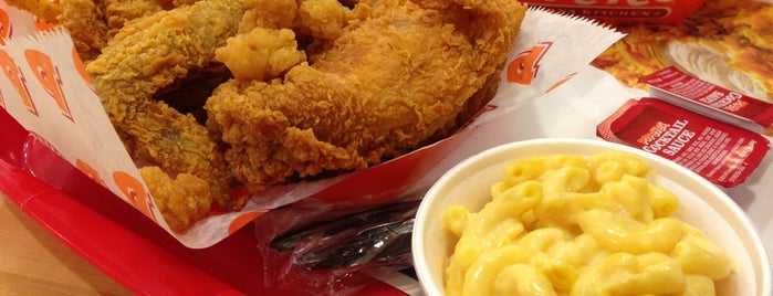 Popeyes Louisiana Kitchen is one of My frequents.