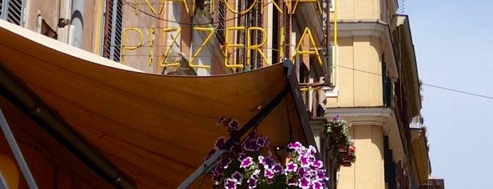 Trattoria Frascati is one of Tempat yang Disukai Baha.