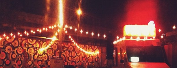 Union Pool is one of Chill Brooklyn Patio Spaces.
