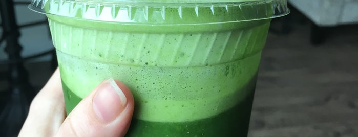 RAW - A Juice Company is one of Orte, die Ben gefallen.