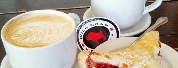 Wild Boar Coffee is one of Aleciaさんの保存済みスポット.
