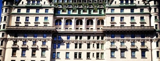 The Plaza Hotel is one of New York Attractions.