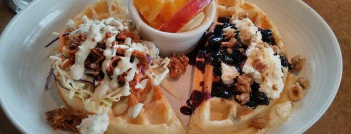 Babica Hen Cafe is one of Gluten free friendly.
