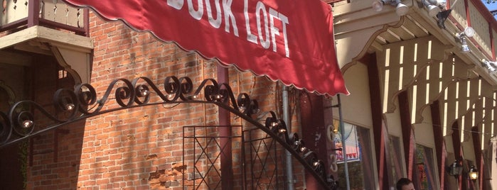 The Book Loft of German Village is one of Columbus!.