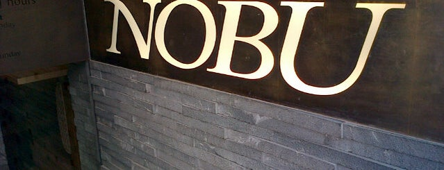 NOBU Budapest is one of The Next Big Thing.