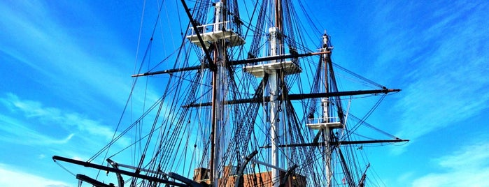 #BeRevered Best of Boston: Charlestown