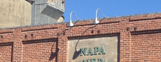 Napa General Store Restaurant is one of Napa Valley Restaurant Month.