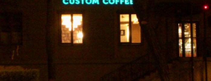 Custom Coffee is one of TRAVEL coffee.