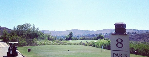 Arroyo Trabuco Golf Course is one of Posti salvati di JRA.