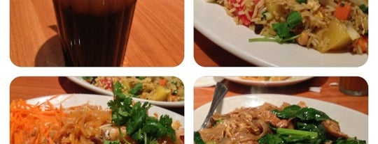 Thai Cafe is one of Aliso Viejo from 1,5,10 miles out.