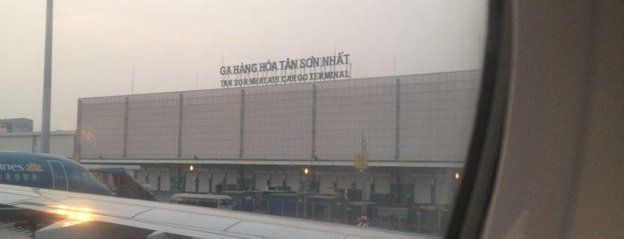 Tan Son Nhat Cargo Terminal is one of Nguyen 님이 저장한 장소.