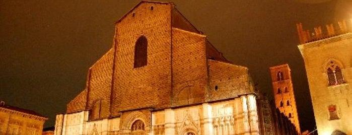 Basilica di San Petronio is one of Via degli Dei.