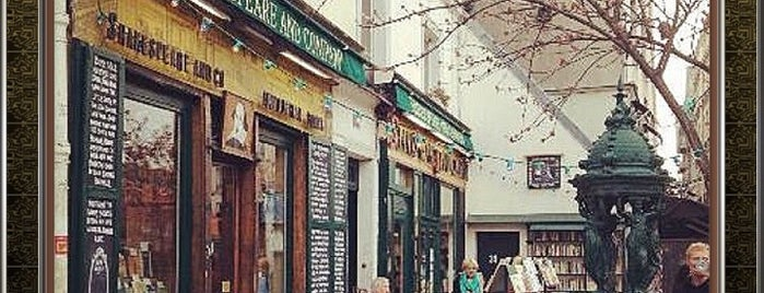 Shakespeare & Company is one of Books everywhere I..
