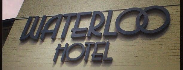 Waterloo Hotel is one of Brisbane.