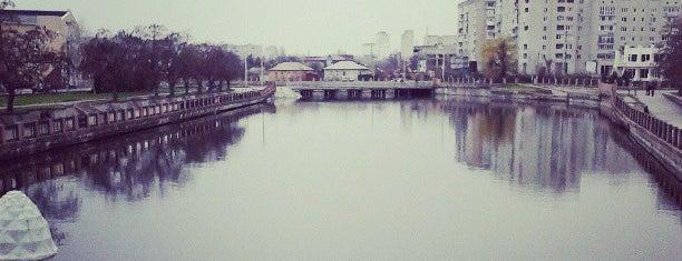 Мост через Ингул is one of Illia'nın Beğendiği Mekanlar.