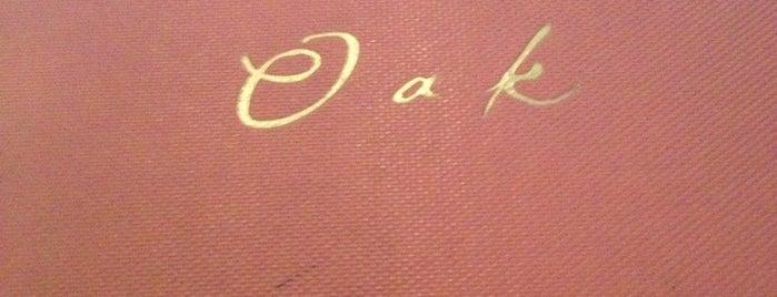 Oak Wine Bar is one of OffBeat's favorite New Orleans music venues.