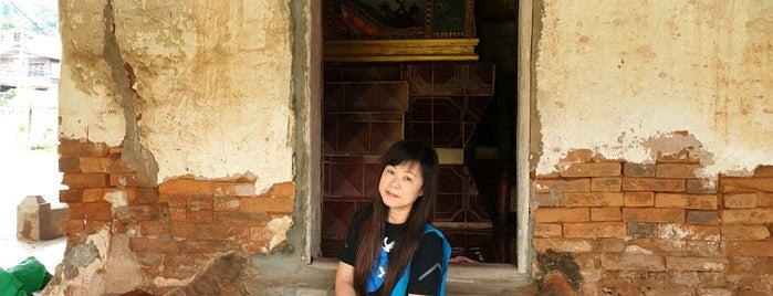 Wat Si Pho Chai is one of เลย, หนองบัวลำภู, อุดร, หนองคาย.