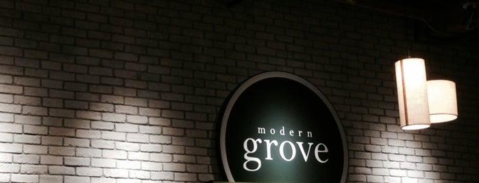 Modern Grove is one of Steven : понравившиеся места.