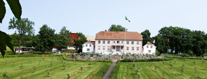 Hovelsrud Gård is one of EU Prize for Cultural Heritage 2014.