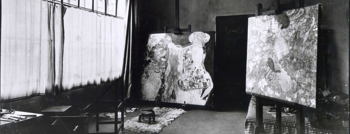 Klimt-Villa is one of EU Prize for Cultural Heritage 2014.