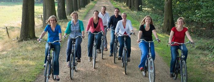 Nationaal Park Hoge Kempen - Toegangspoort Mechelse Heide is one of EU Prize for Cultural Heritage 2014.