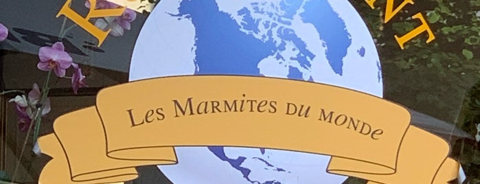 Les Marmites du Monde is one of Locais curtidos por Tec.