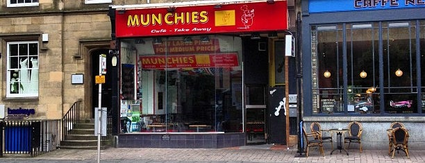 Munchies is one of Went Before 4.0.