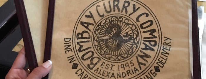 Bombay Curry Company is one of Alexandria.