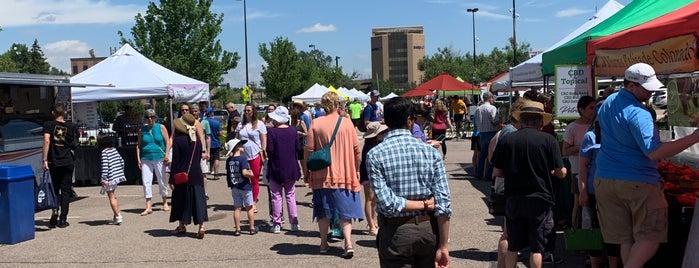 Cherry Creek Farmer's Market is one of สถานที่ที่ Katherine ถูกใจ.