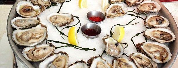 Kittery is one of Uber's Guide to New York Oyster Week.