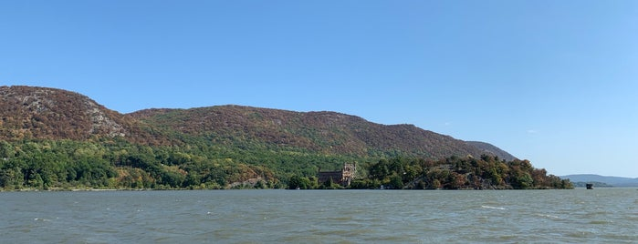 Bannerman Castle is one of NYC.