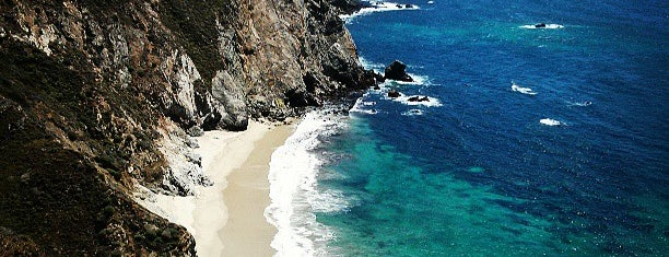 Big Sur is one of Cali.