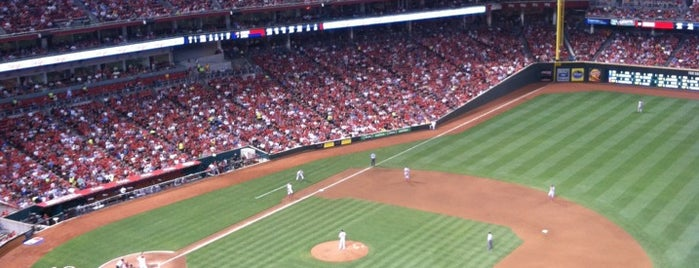 Great American Ball Park is one of Baseball Stadiums in U.S.A..