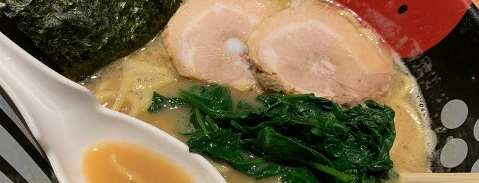 E.A.K Ramen is one of Big Belf's Big List of Manhattan Eats.