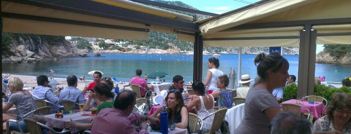 Toc Al Mar is one of Costa Brava 34+1 Top Restaurants.