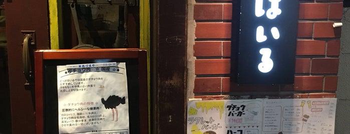 どっとはいる is one of 目白銀座商店会.