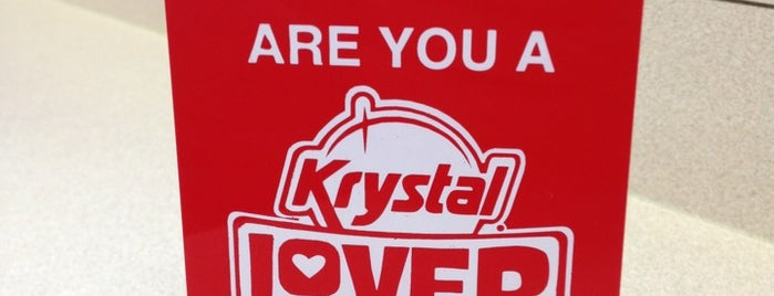 Krystal is one of Lugares favoritos de James.