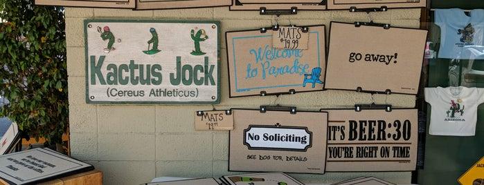 Kactus Jock is one of Freaker USA Stores Southwest.