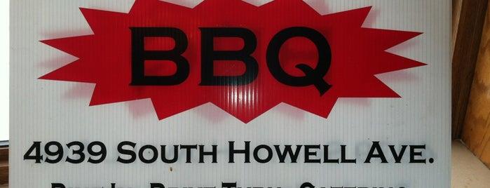 Puddle Jumpers BBQ is one of สถานที่ที่ Shari ถูกใจ.