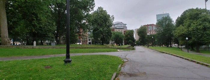 Central Burying Ground is one of USA Boston.