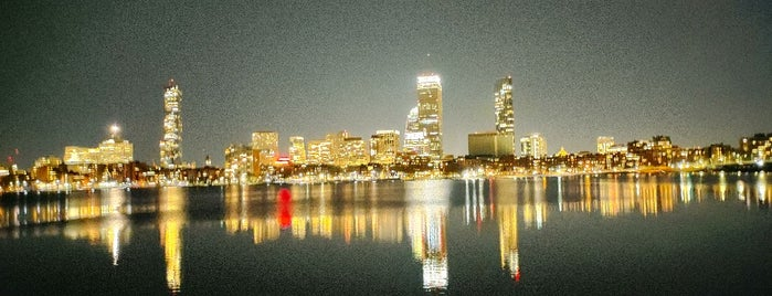 Running on the Charles is one of Boston.