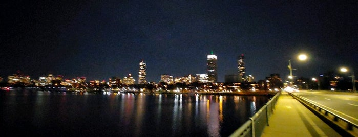 Running on the Charles is one of New boston.